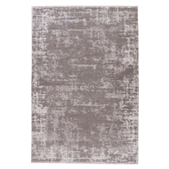 Jaipur Pelle Rug From Denisli Collection DEN03 - Gray/Silver